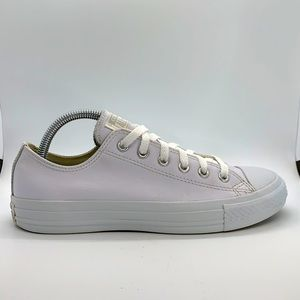 Unisex Converse Leather low tops